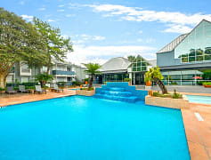 Pool, Turtle Pointe Apartments, 0