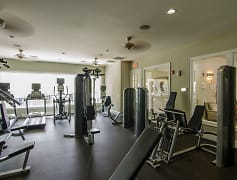 Fitness Weight Room, Cypress River Apartments, 0