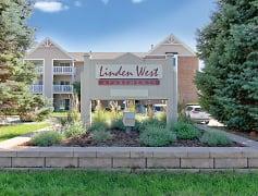 Community Signage, Linden West Apartments, 0