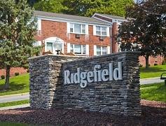 Community Signage, Ridgefield Apartments, 0
