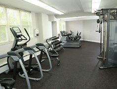 Fitness Weight Room, Regency Towers, 0