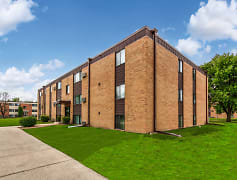 Building, Silver Leaf Apartments, 0