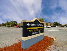 Community Signage, Hefner Hollow, 0