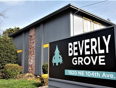 Community Signage, Beverly Grove Apartments, 0