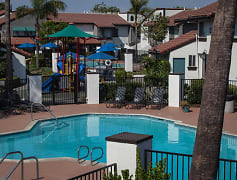 Pool, Portofino Townhomes, 0