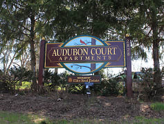 Landscaping, Audubon Court Apartments, 0