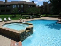 Pool, Sunset Point Apartments, 0