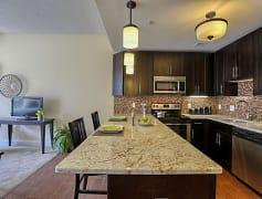 Kitchen, Executive House, 0