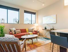 The Franc Floor Plan Living Room