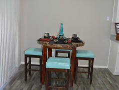 Dining Room, Parkside Townhomes, 0