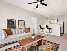 Living Room, Tesla Park, 0