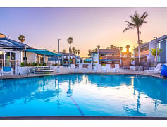 Pool, Beverly Plaza Apartments, 0