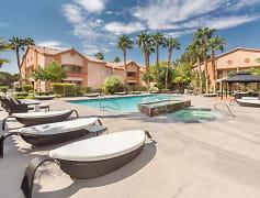 Pool, Mesa Verde, 0