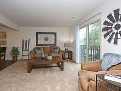 Living Room, Prairie Pointe, 0