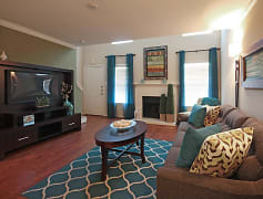 Living Room, The Abbey at Conroe, 0