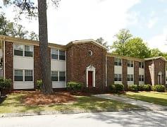 Building, Morganton Arms Apartments, 0