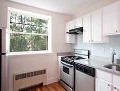 Kitchen, Clinton & Prospect Apartments, 0