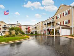 Building, Hillcrest Senior Apartments, 0