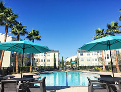 Pool, Towne West Apartments, 0