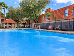 RELAX BESIDE OUR SPARKLING SWIMMING POOL