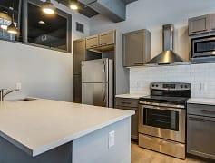 Kitchen, AP Lofts at Larkinville, 0