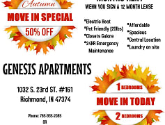 Genesis Apartments, 0