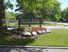Community Signage, Fawn Lake, 0