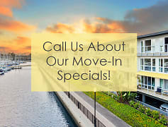 Call Us About Our Move-In Specials