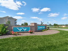 Community Signage, Leander Lakes Luxury Apartment Homes, 0