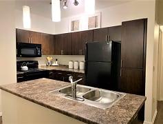 Kitchen, Elevation Apartments, 0