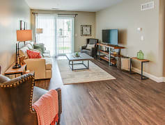 Living Room, The Kinloch Apartments, 0