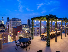 Rooftop Outdoor Dining