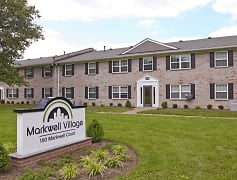 Community Signage, Markwell Village Apartments, 0