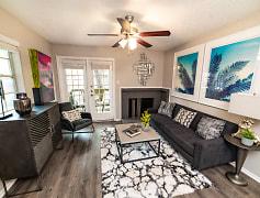 Living Room, Cedar Glen, 0