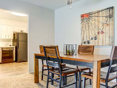 Dining Room, The Township at St. Charles Apartments, 0