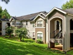 Building, Glen Oaks Apartments, 0