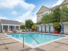 Pool, Belmont Station, 0