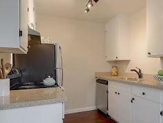 Kitchen, Terrazo Apartments, 0