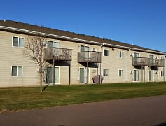 Building, Timberline Apartments, 0