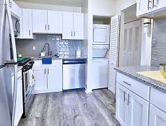 Kitchen, East Meadow Apartments, 0
