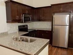 Kitchen, Chatham Lofts, 0