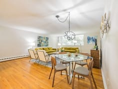 Dining Room, Cherokee Apartments At Chestnut Hill, 0
