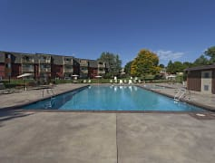 Pool, Ralston Park Apartments, 0