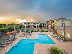 Pool, Reserve on Perkins, 0