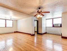 Living Room, Jackson Apartments, 0