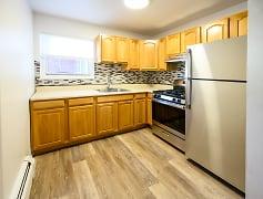 Kitchen, Lafayette Park Apartments, 0