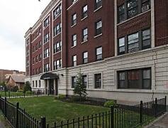 Building, 60 North Arlington Apartments, 0