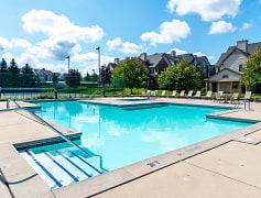 Pool, River Oaks Apartments, 0