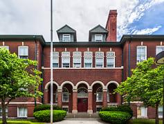 Building, School Street Apartments, 0
