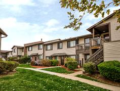Building, Brook Hill Apartments, 0